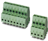 EM2403 Series; Two Tier, Modular Euro-Mag Terminal Blocks- 3.81 Centers
