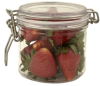 PET Wonder Jars with Bail Lids -- 66682
