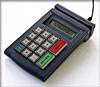 X-keys USB LCD Keypad with Bar Code Card Reader -- XLCD-181-LED