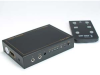 4Way (4-in/1-out) HDMI Switch with IR Extension -- 1103-SF-15