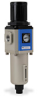 Pneumatic / Compressed Air Filter-Regulator: 1/2 inch NPT female ports -- AFR-4433-AD - Image