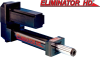 Eliminator HD? Heavy Duty Ball Screw Linear Actuator -- HD618-12
