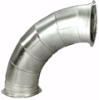 "Standard Gored Elbow -- 50"" -- View Larger Image"