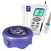 pH Meter incl. Magnetic Stirrer PCE-MSR 100 -- 5858981 -Image