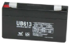 6V 1.3Ah SLA Battery -- 501003