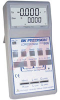 Meter; + 5%; 100 Hz to 100 kHz; + 0.1% Frequency Accuracy; Ni-MH or Alkaline -- 70146314
