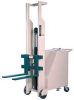 Lift Truck,Battery Powered Counterweight -- CW-665 - Image