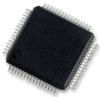 TEXAS INSTRUMENTS - TLC320AC01CPMR - IC, AUDIO CODEC, 14BIT, 25KHZ, LQFP-64 -- 906560