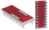 SSOP-to-DIP Adapter – RoHS/WEEE-Compliant