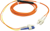 Fiber Optic Mode Conditioning Patch Cable (SC/SC), 3M (10-ft.) -- N426-03M