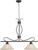 Island/Pool Table-2 Light Bar -- 10558 - Image