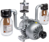 Rotary Vane Air Compressors and Vacuum Pumps -- Separate Drive