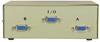 2-Way HD15 AB VGA Monitor Switch -- 40H1-A2 - Image