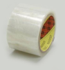 3M Scotch 373 Box Sealing Tape Clear 48 mm x 100 m Roll -- 373 48MM X 100M CLEAR - Image