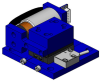 Voice Coil Positioning Stage -- VCS10-023-BS-01-MCS -- View Larger Image