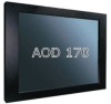 TFT Monitors - High Reliability -- AOD170-IP65