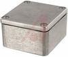 Enclosure; Aluminum Alloy; 4.53 X 2.56 X 1.18 in.; Natural -- 70148283