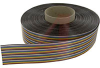 FLAT CABLE;COLOR CODED;100';40 CONDUCTORS -- 70114925