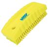Yellow Nail Brush w/Stiff Bristles -- 61583 -- View Larger Image