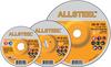Grinding Wheel For Steel And Stainless Steel -- ALLSTEEL™ - Image