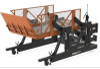 Cantilever Surface Mount Dock Lifts - G-Line -- HSL-10000-D -Image