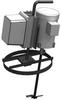 5 gallon Pail Ring Mount Mixer 1/2 HP VARI -- RGM050VMR