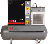 Chicago Pneumatic 3-HP 60-Gallon Rotary Screw Air Compressor -- Model QRS3.0HPD-3