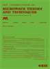 Microwave Theory and Techniques, IEEE Transactions on -- 0018-9480