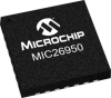 28V/12A Synchronous DC-DC Regulator -- MIC26950 -Image