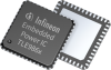 2-Phase Bridge Driver with Integrated ARM® Cortex® M3 -- TLE9869QXA20 -Image