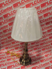 SUNPARK 61006PG ( TABLE LAMP & FLOOR LAMPSHADE, FIBER ANTIQUE BRASS 1 X GU24 26W, 2700K ) -Image