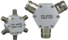 50 Ohm (Low Power) Power Divider/Combiner, Resistive -- 50PD-735 - Image