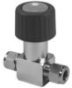 Shutoff Valve -- Metal Bellows Shutoff Valve