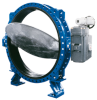 Centered Disc Butterfly Valve -- MAMMOUTH - Image