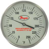 Glow-in-the-Dark Bimetal Thermometer -- Series GBT - Image