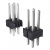 Rectangular Connectors - Headers, Male Pins -- 892-80-028-10-002101-ND -Image