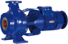 Horizontal, Radially Split Volute Casing Pump -- KWP / KWP-Bloc