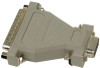DB9F to DB25M Adapter -- CA241