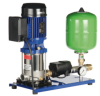 Fully Automatic Package Single-pump System -- Hya® Solo E