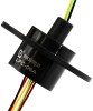 6 Circuits Capsule Slip Ring -- LPC-06A - Image