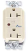 Receptacle,Surge Suppressor,20A,125V,IV -- 6C605