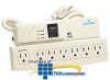 Leviton 7-Outlet (6 Switched, 1 Continuously live) Strip.. -- 4950-PST