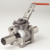 Tobacco Ball Valve DN¼