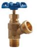 Lead Free* Brass Boiler Drain Shutoffs -- LFBD