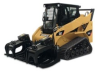 257B Series 3 Multi Terrain Loader