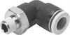QBL-1/4-3/16-U Push-in L-fitting -- 533294-Image
