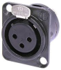 SPC TECHNOLOGY - SPC21439 - CONNECTOR, MICROPHONE, RECEPTACLE, 5WAY -- 957096