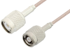 TNC Male to Reverse Polarity TNC Male Cable 72 Inch Length Using RG316 Coax -- PE35238-72 -Image