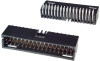 Rectangular Connectors - Headers, Male Pins -- A34998-ND -Image