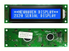 Display Modules - LCD, OLED Character and Numeric -- NHD-0220D3Z-NSW-BBW-V3-ND -Image